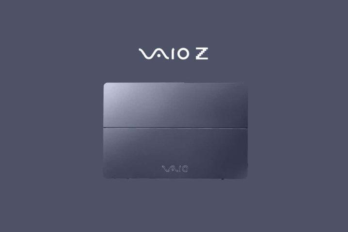 新型VAIO Z(2020)妄想図。安曇野へ届け!!
