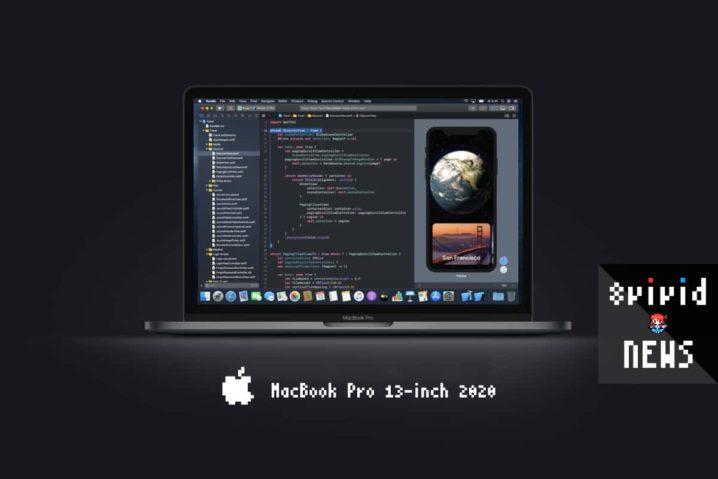 13インチMacBook Pro(2020)発表—旧型比較&変更点を3分で総まとめ