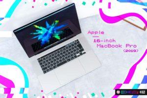 【レビュー】Apple『MacBook Pro 16インチ(2019)』—これぞプロが求めたラップトップ