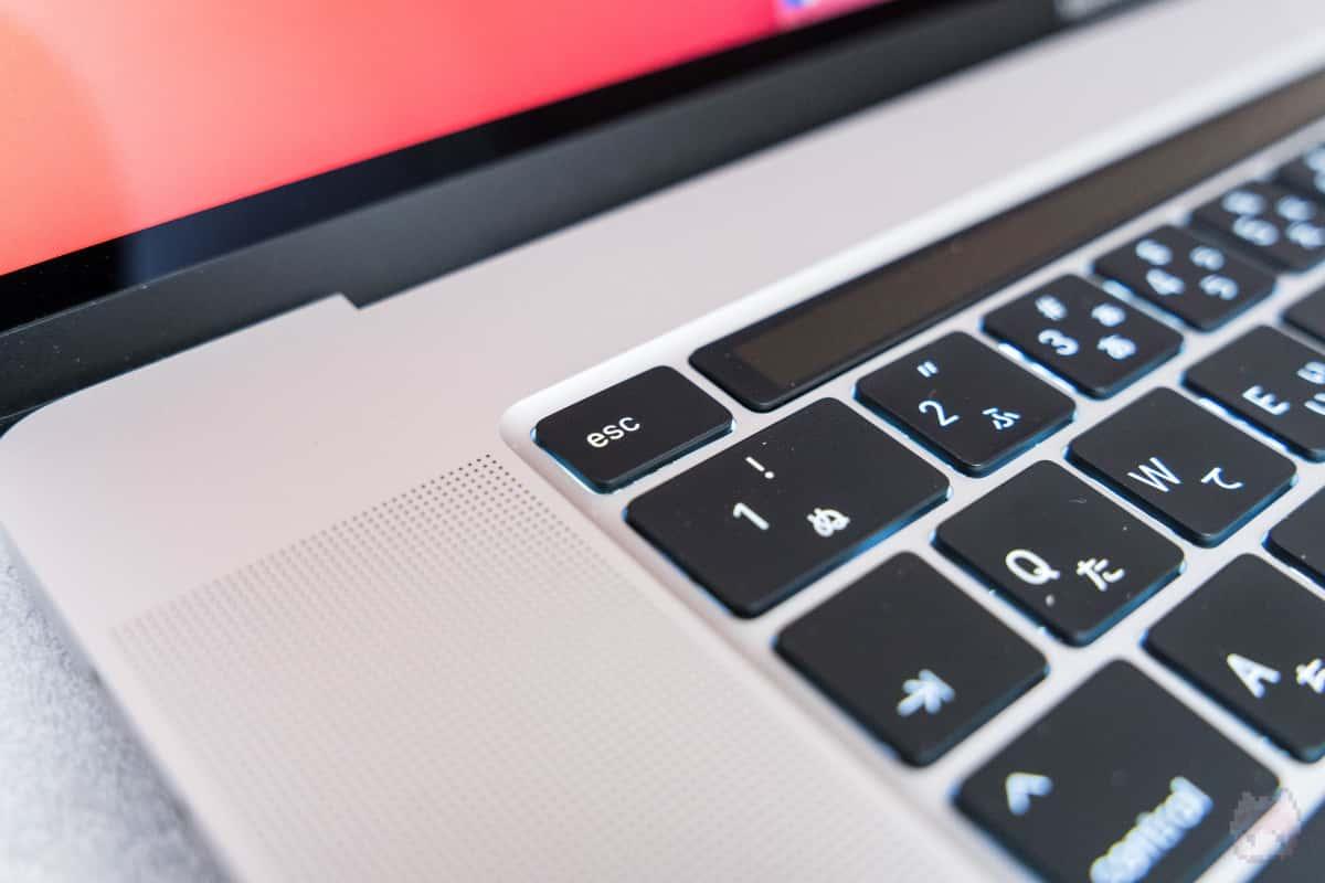 Magic Keyboardはキーストロークが1mmに。
