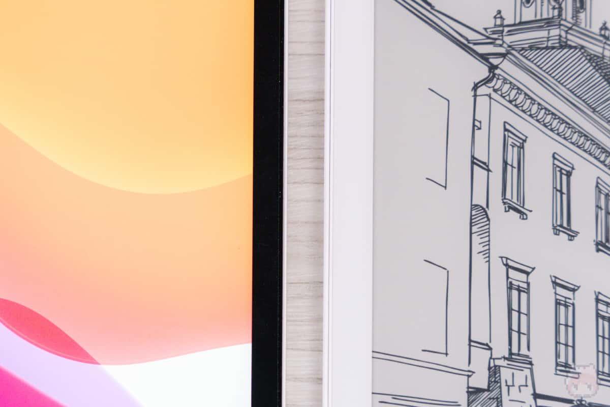 解像度はiPad Proに負けるのに、高精細だと感じるのはBOOX Max3。