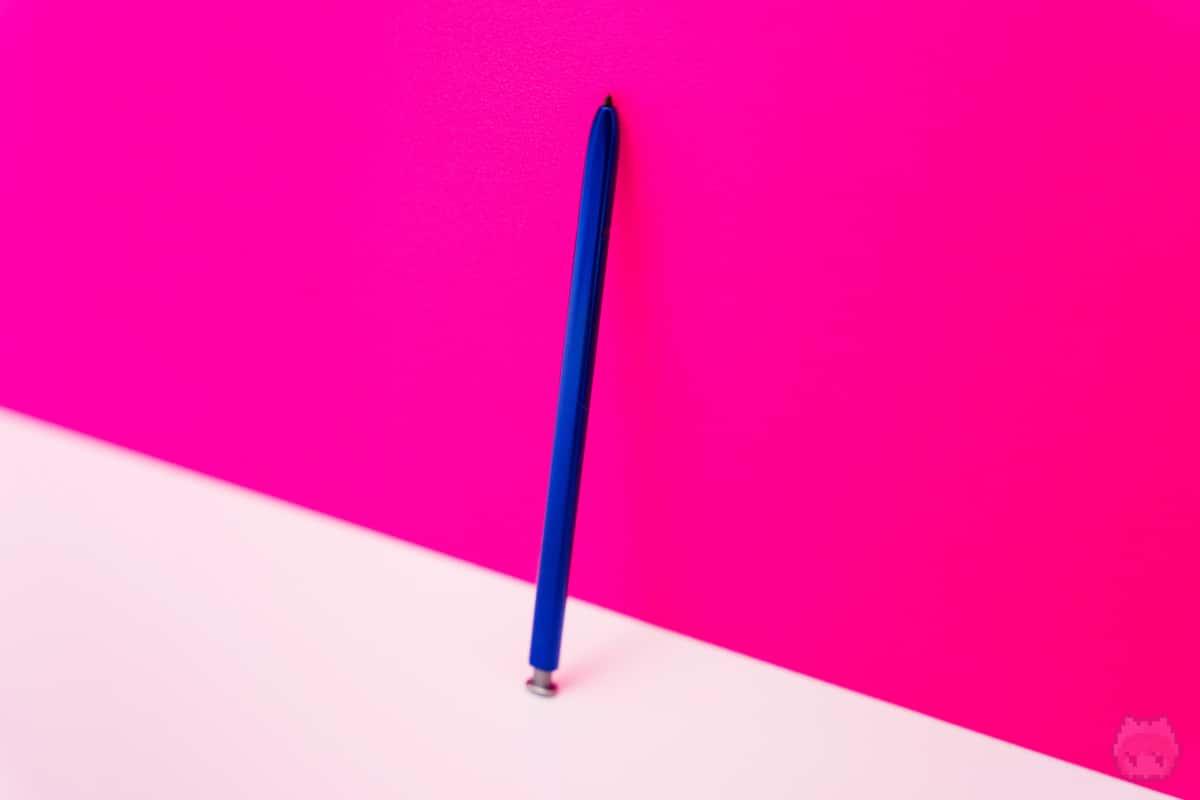 魔法のペン、S Pen。