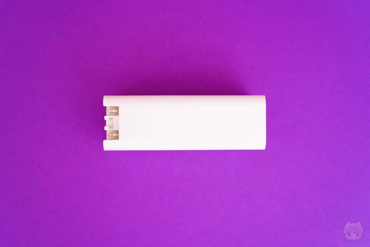 HyperJuice 100W GaN USB-C Charger上面。