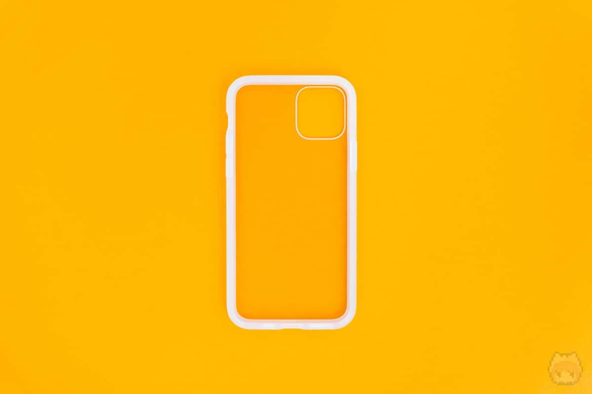 Humixx Shockproof Series iPhone 11 Pro表面。