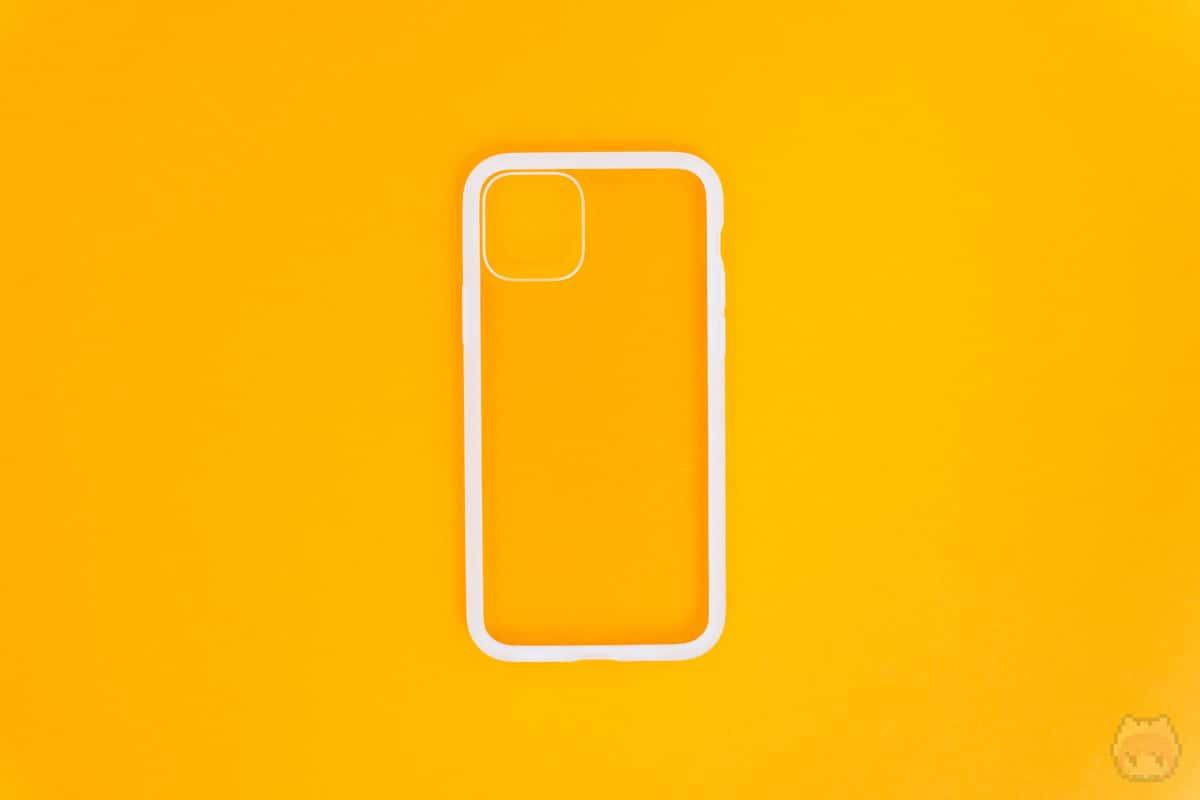 Humixx Shockproof Series iPhone 11 Pro裏面。