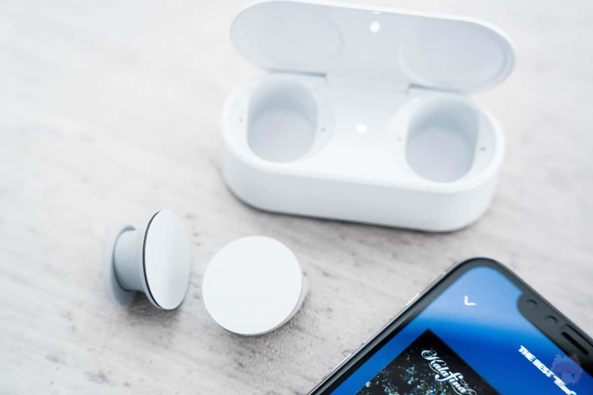 """Surface Earbudsは""""Kalafinaフォン""""だ!"""