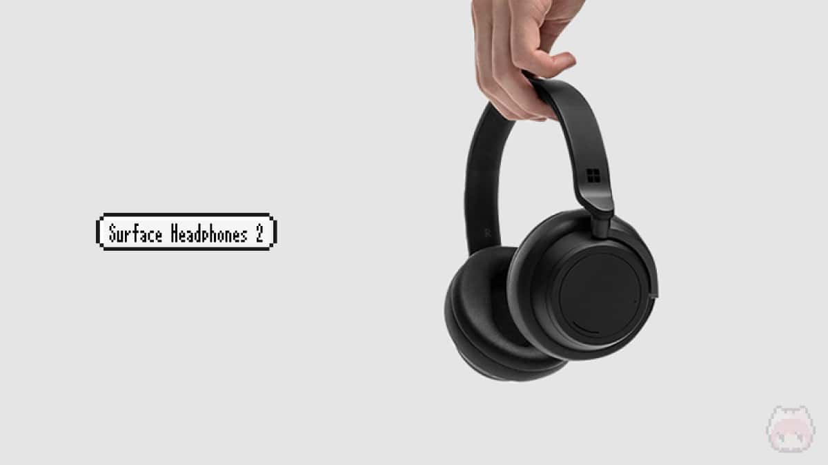 Surface Headphones 2概要