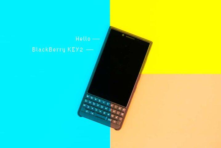 2年前の『BlackBerry KEY2』を今さら買った3つの理由