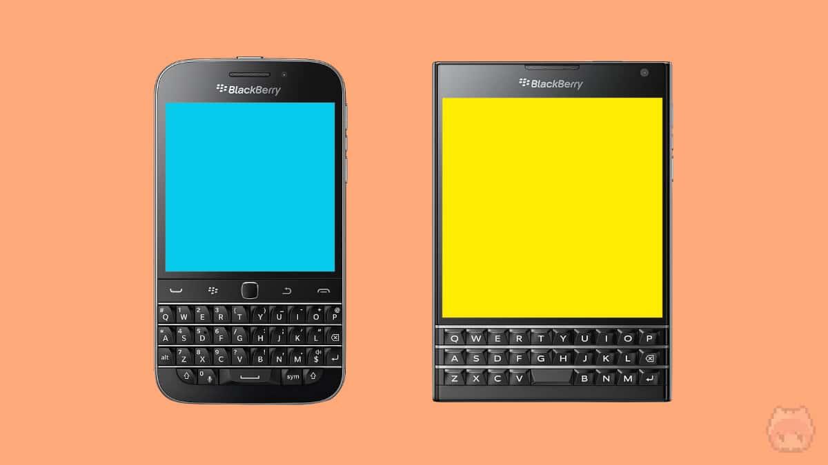 今後、BlackBerryが生まれない可能性もある。