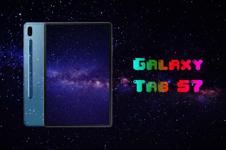Galaxy Tab S7の噂まとめ&イメージ画像を作ったぞ!