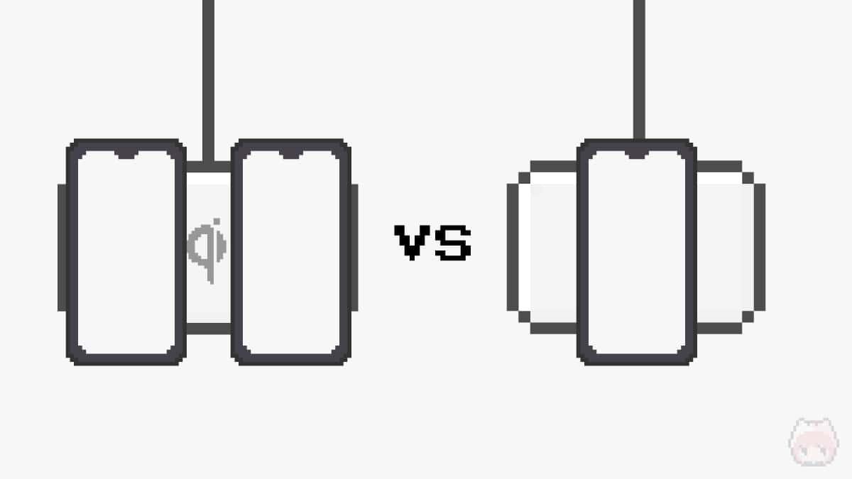 【ポイント1】同時に充電可能なデバイスの数を見る