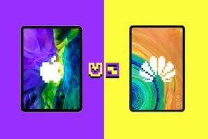 HUAWEI MatePad ProとiPad Pro 11″(2020)の3種目比較対決!