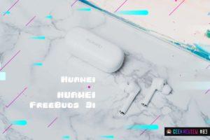 【レビュー】Huawei『HUAWEI FreeBuds 3i』—高性能ノイキャンが光る!ガジェットライクなTWS