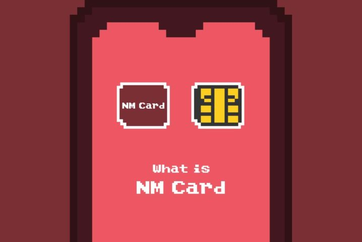 NMカードとは?microSDとは何が違うの?