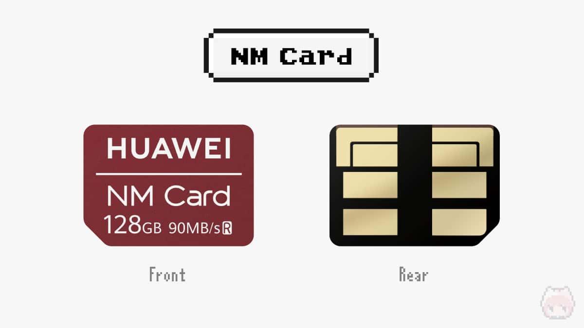 『NMカード(NM Card)』。