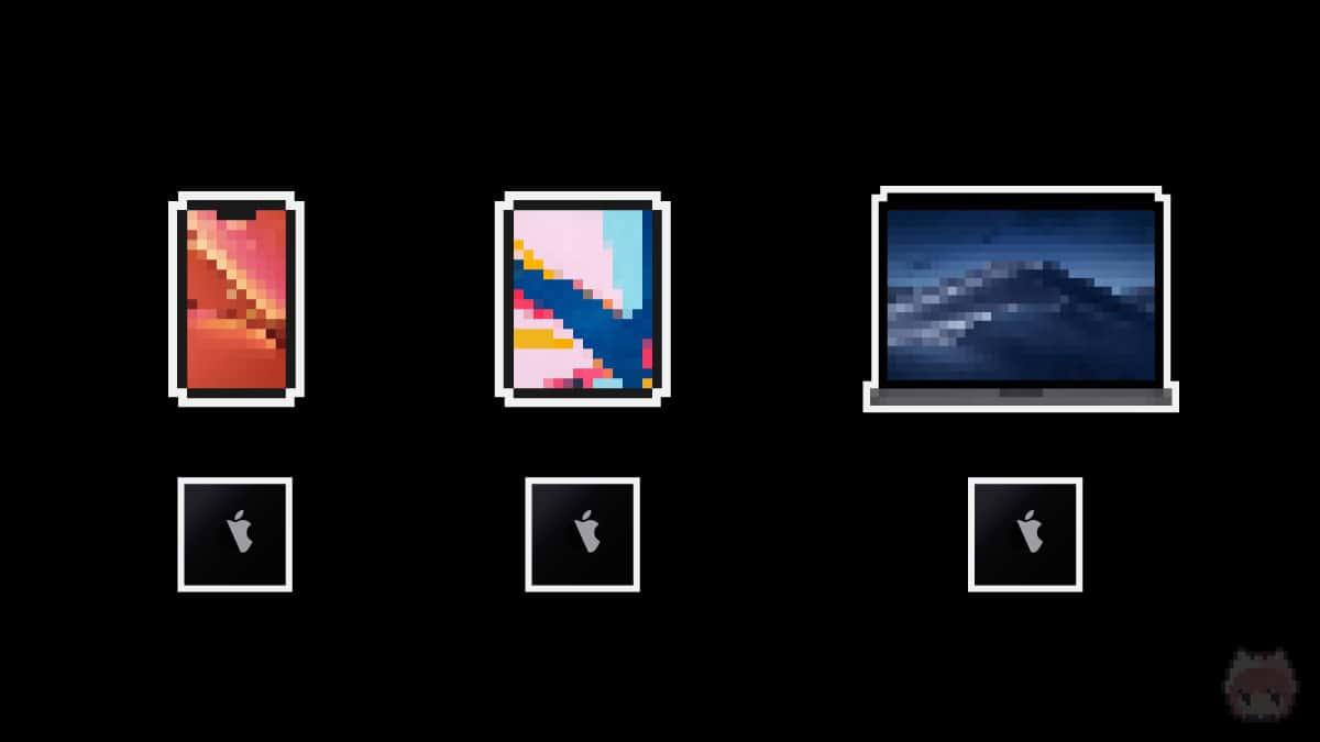 すべてのデバイスで自社製SoCを搭載することになる。