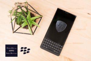 プチレビュー。BlackBerry KEY2 Last Edition開封の儀と通常版との比較