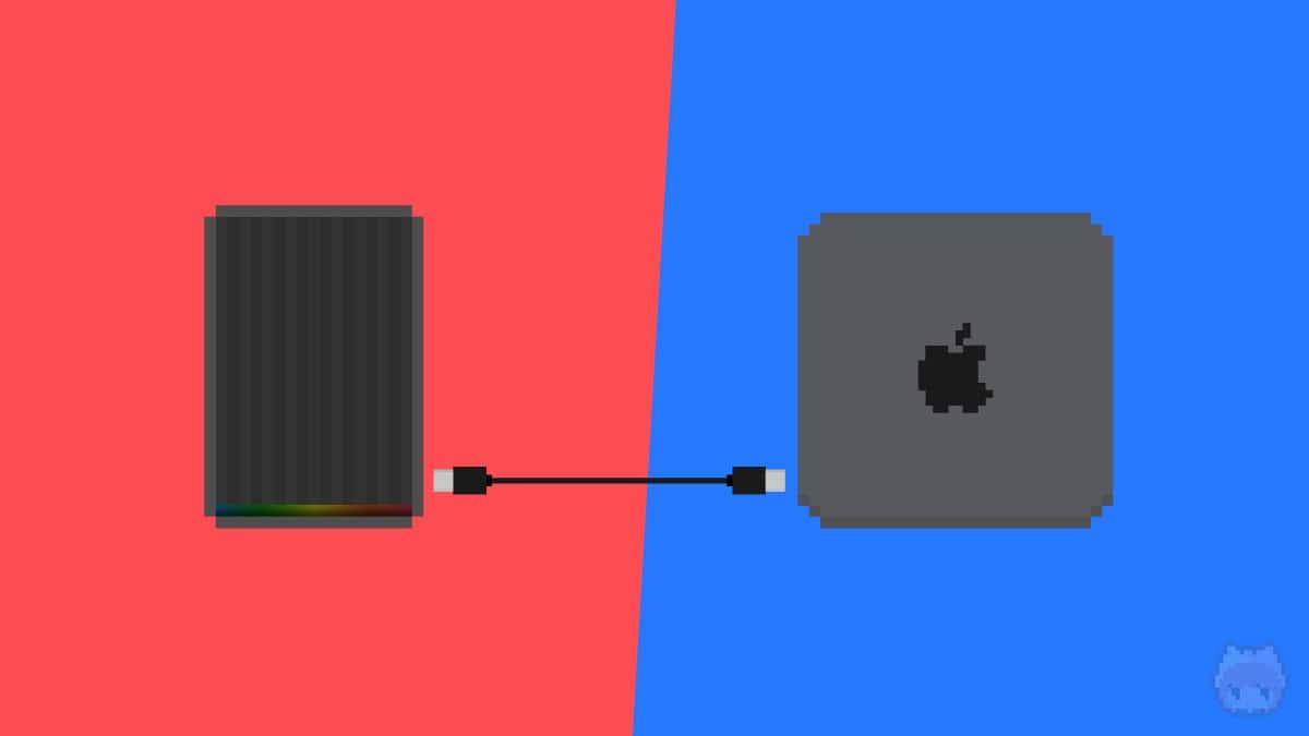 Mac mini用のeGPUを選定。