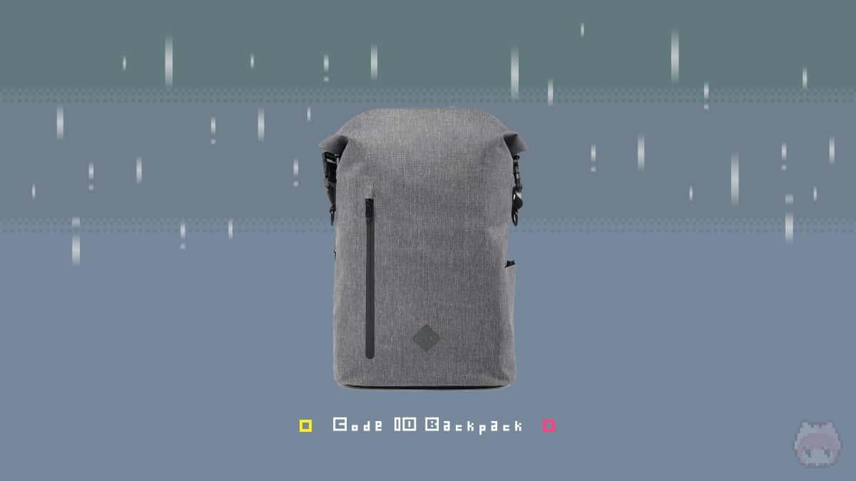 Code 10『Code 10 Backpack』