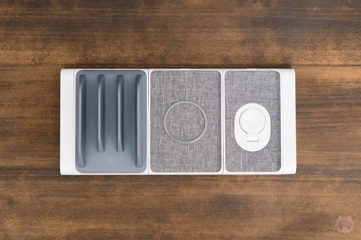 BaseLynx Modular Charging System Kit上面