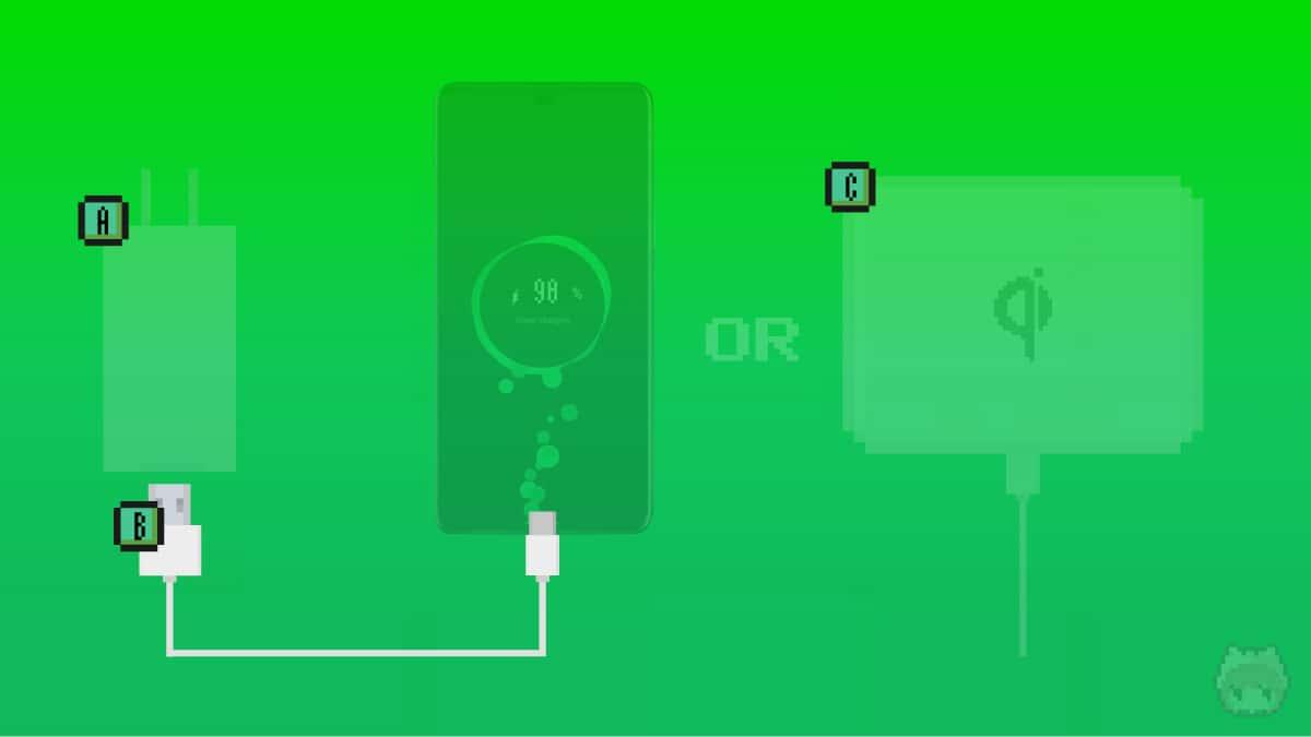 【B】Huawei SuperCharge対応USBケーブル