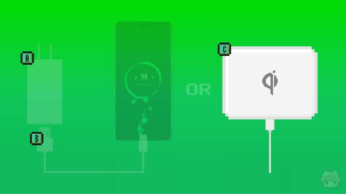 【C】Huawei SuperCharge対応Qiワイヤレス充電器