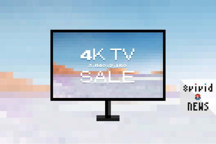 Amazonでセール中の4Kテレビまとめ《タイムセール祭り》