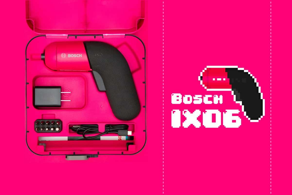 超おすすめ。ガジェット的電動工具Bosch『IXO6』に萌えた