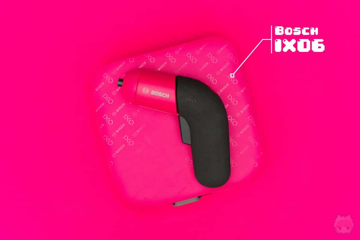 Bosch『IXO6』