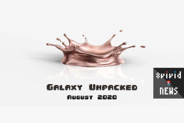 発表されたGalaxy製品まとめ&日本市場投入予想《Galaxy Unpacked August 2020》