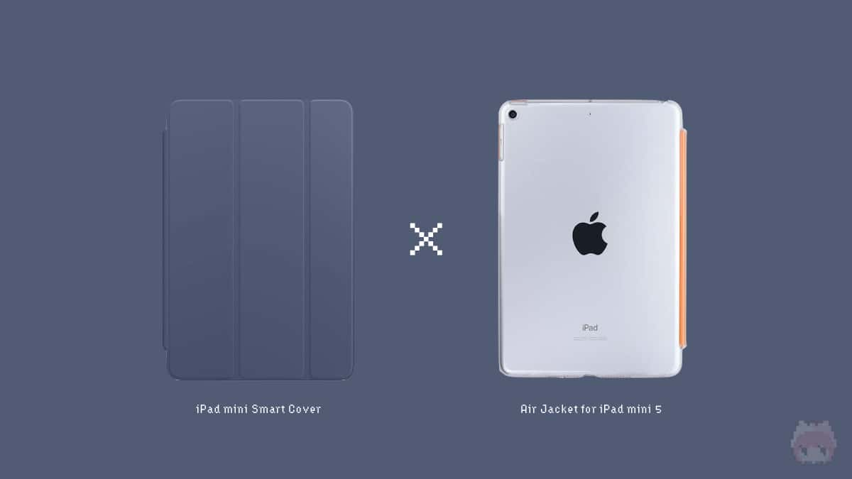 【4】パワーサポート『エアージャケット for iPad mini (第5世代)』