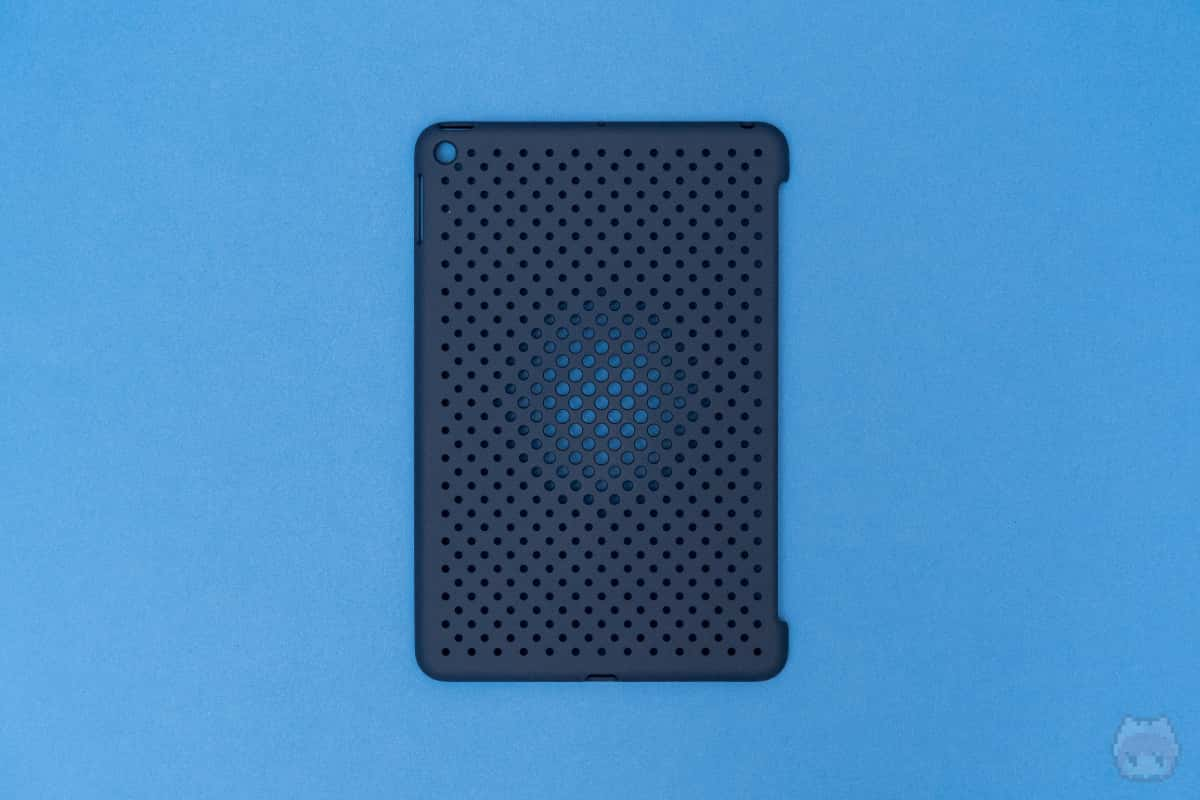 iPad mini Mesh Caseのメッシュの美しき。