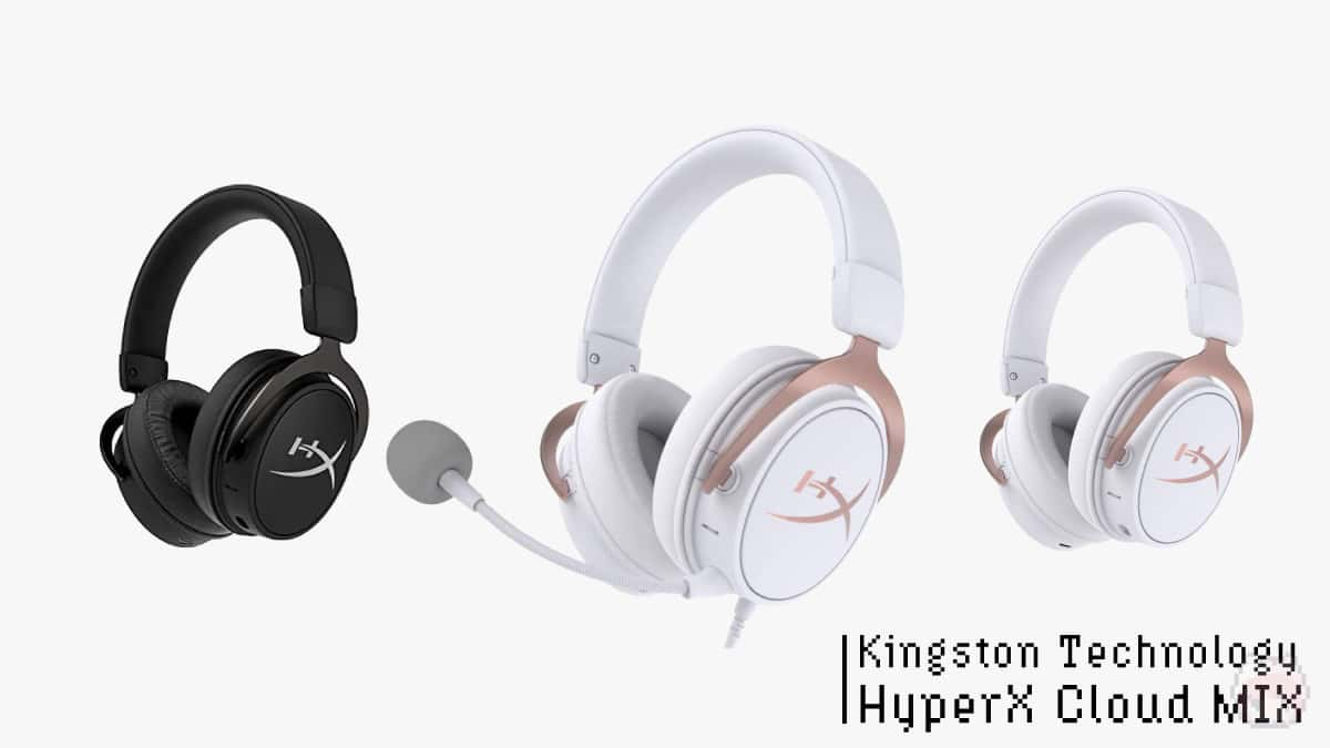 【4】Kingston Technology『HyperX Cloud MIX』