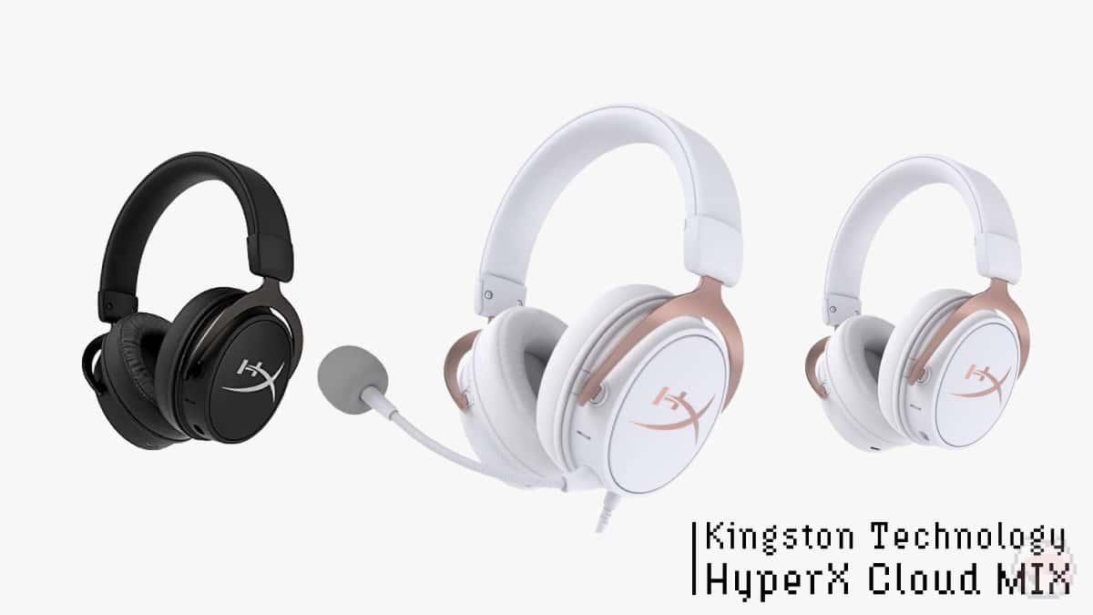 【4】Kingston Technology『HyperX Cloud MIX』