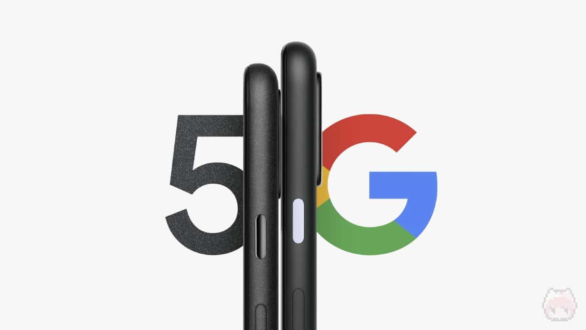 Pixel 5 & Pixel 4a (5G)
