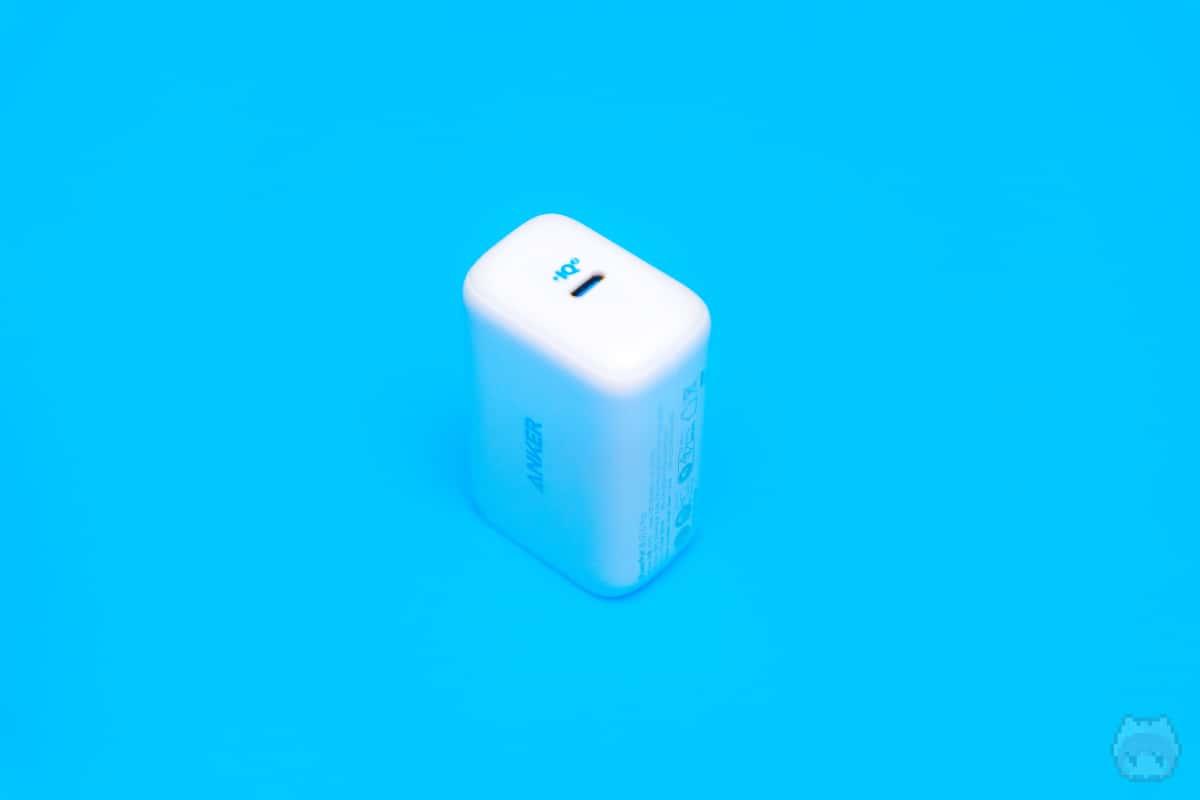 このサイズ感と65W出力なら常用したくなる。