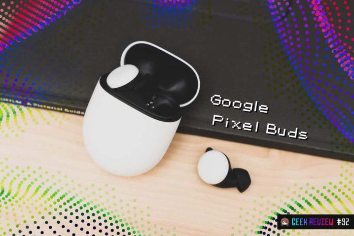 【レビュー】Google『Pixel Buds』—ギミック凝縮なTWS型ほんやくコンニャク
