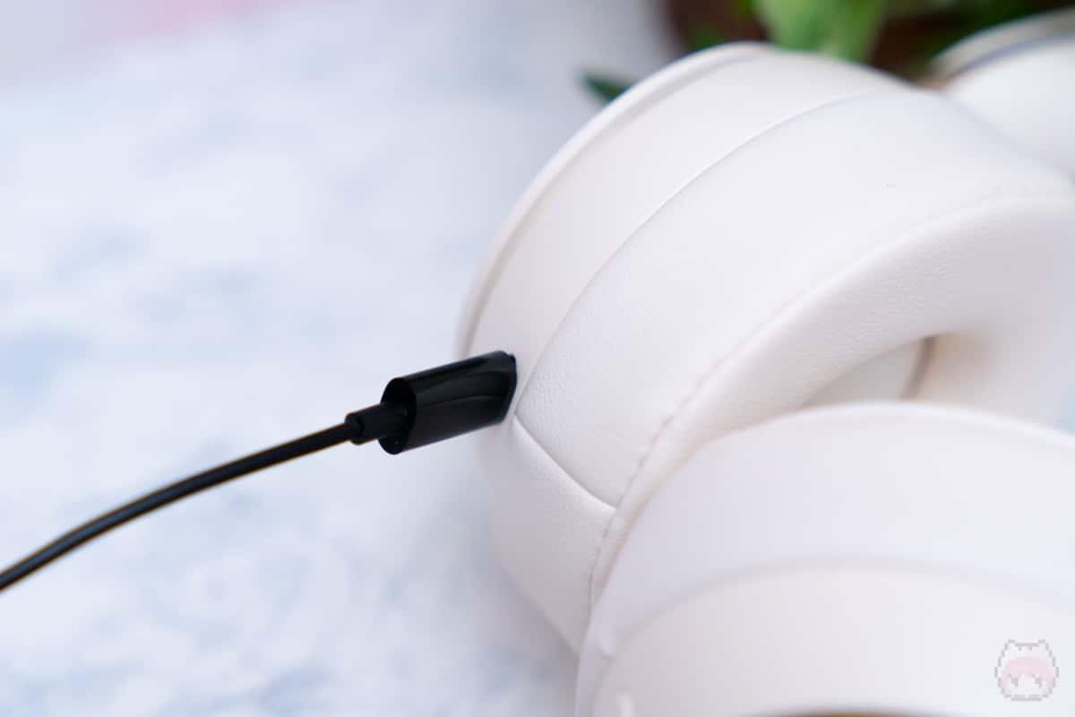 有線接続自体の制約も大きいのがネック。