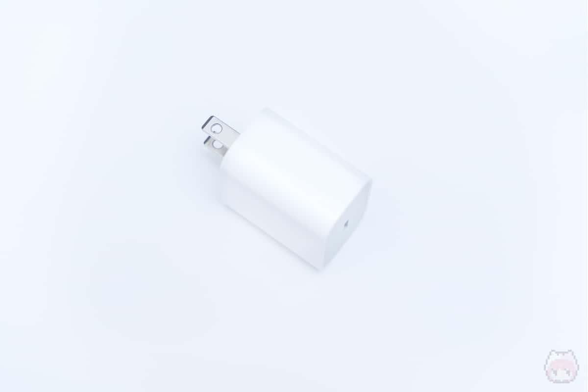 どんなデバイスでも使いやすいUSB PD充電器。