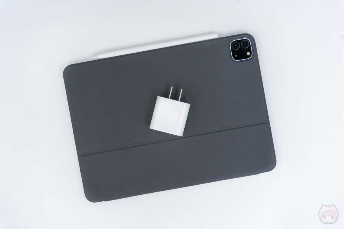 iPad Pro 11″を買えば、付属していますぞ。