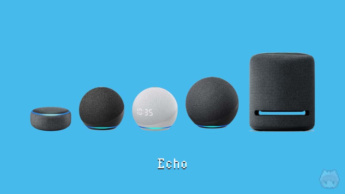 Amazon Echo系