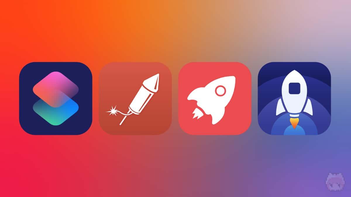 ショートカット&ランチャーアプリ