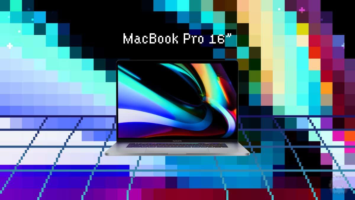 MacBook Pro 16″のメリット