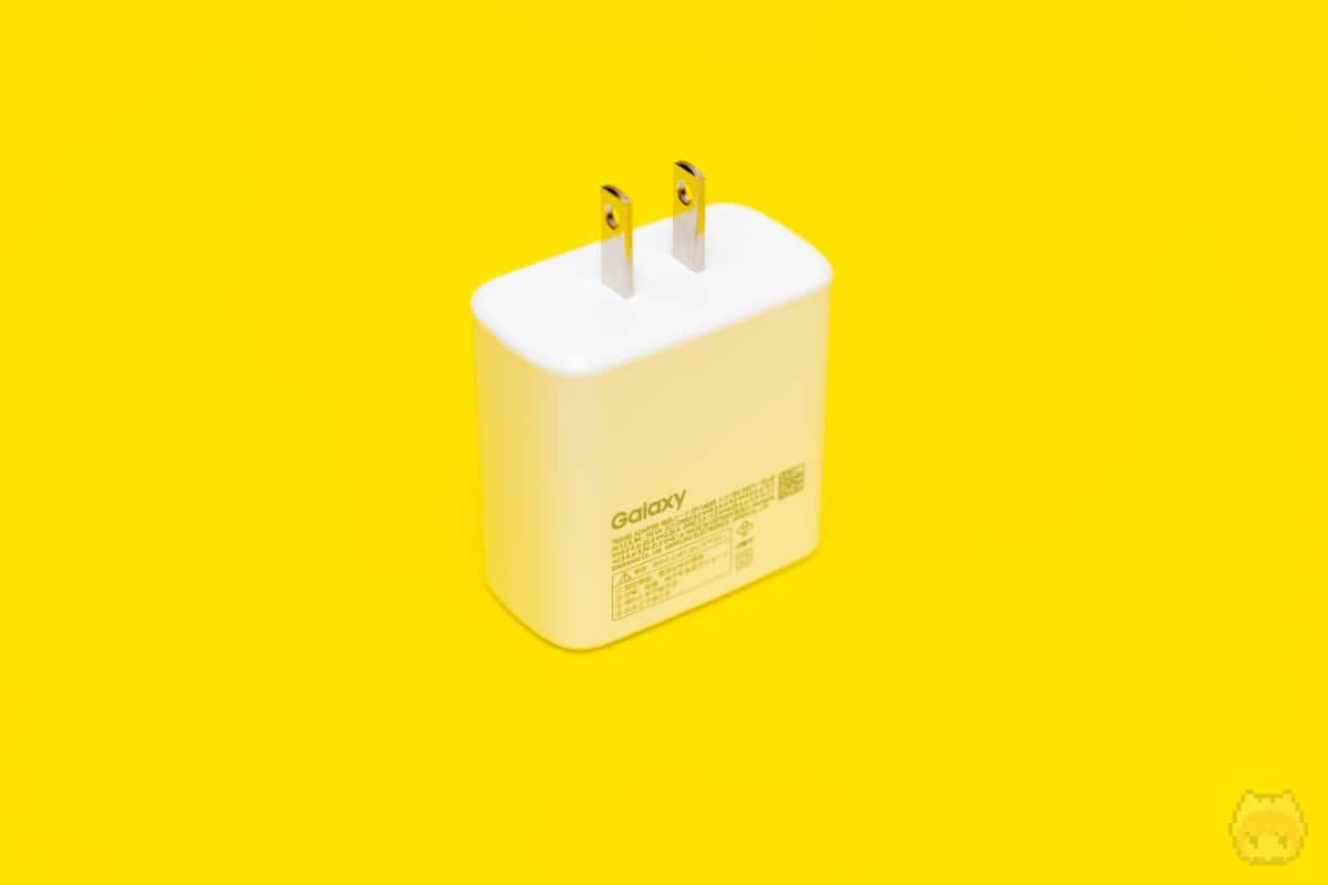 とにかく使いやすい、USBの仕様どおりのUSB PD充電器。