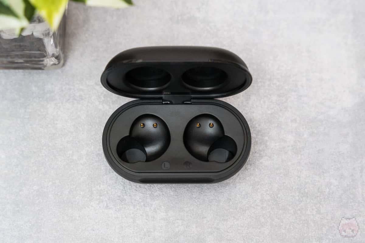 SoundLiberty 94充電ケース内面