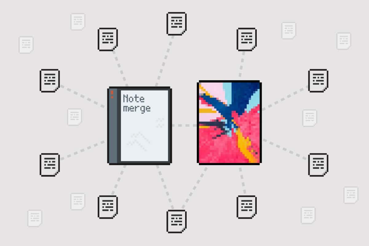 BOOXとiPad(ノートアプリ)に書いたメモの共存と一元化を考える