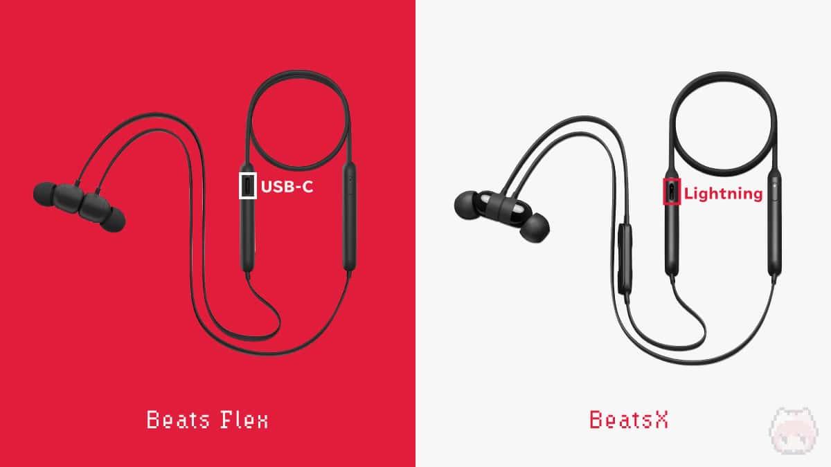 Beats Flexでは、Fast Fuelに時間がかかるようになった。