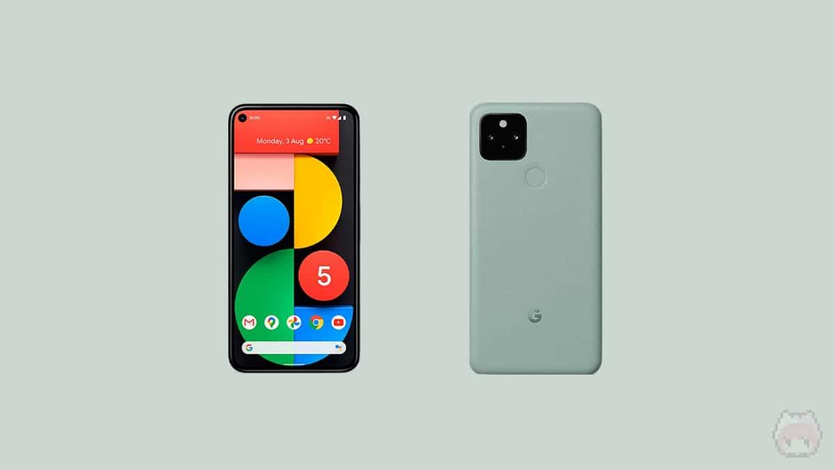 Google Pixel 5は最高のシンプルスマートフォンである。