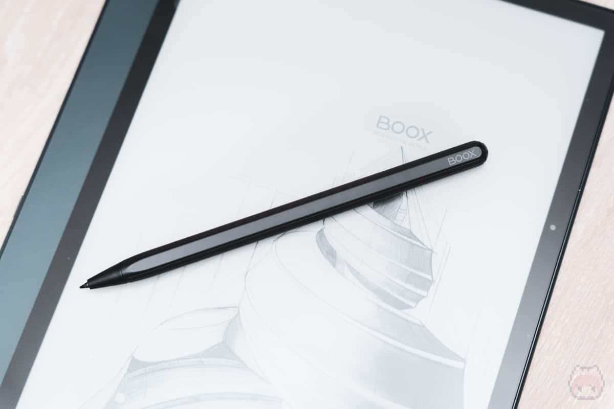 サブのデジタイザーペンとしては全然使えるぞ。