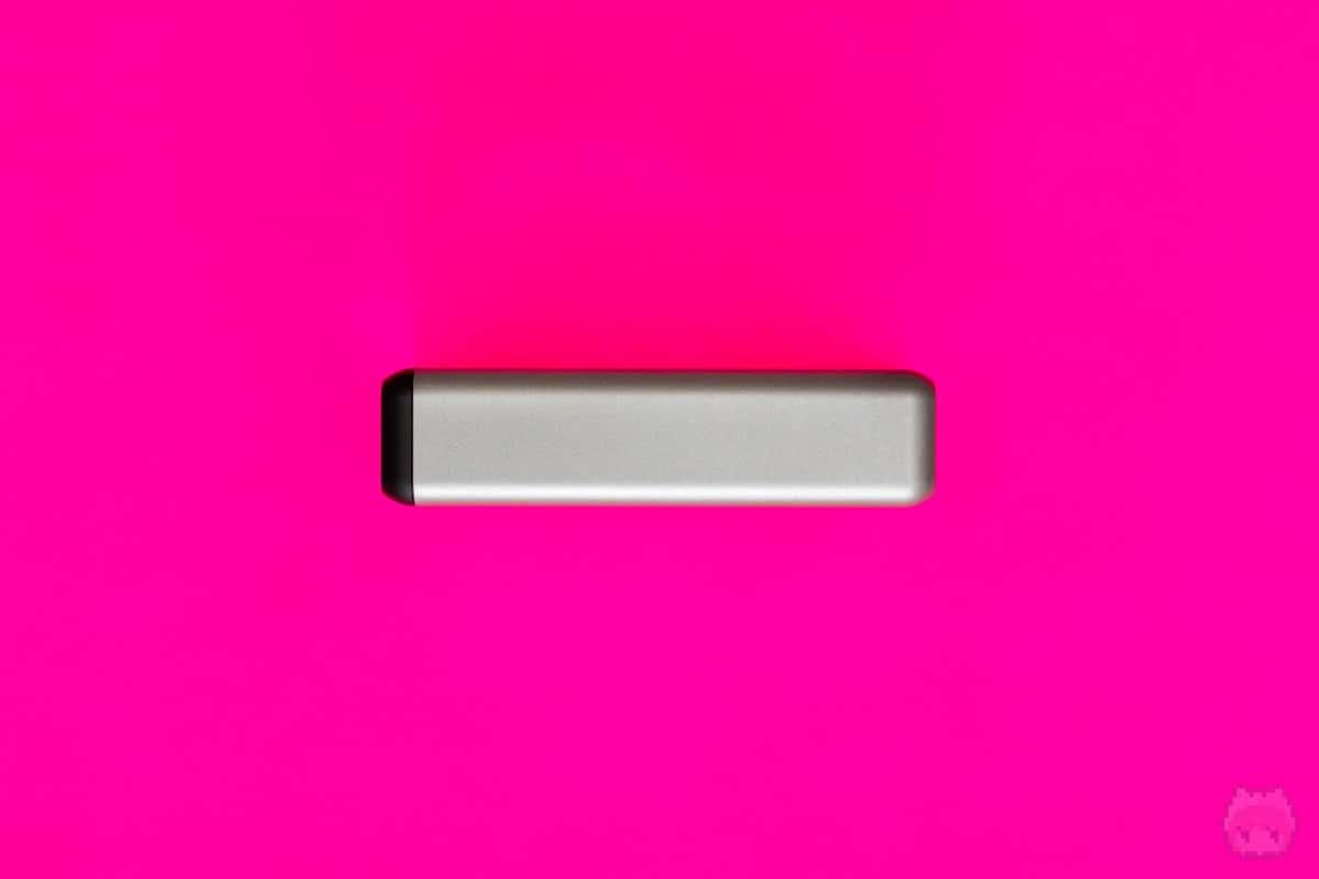 108W Pro USB-C PD Desktop Charger右面